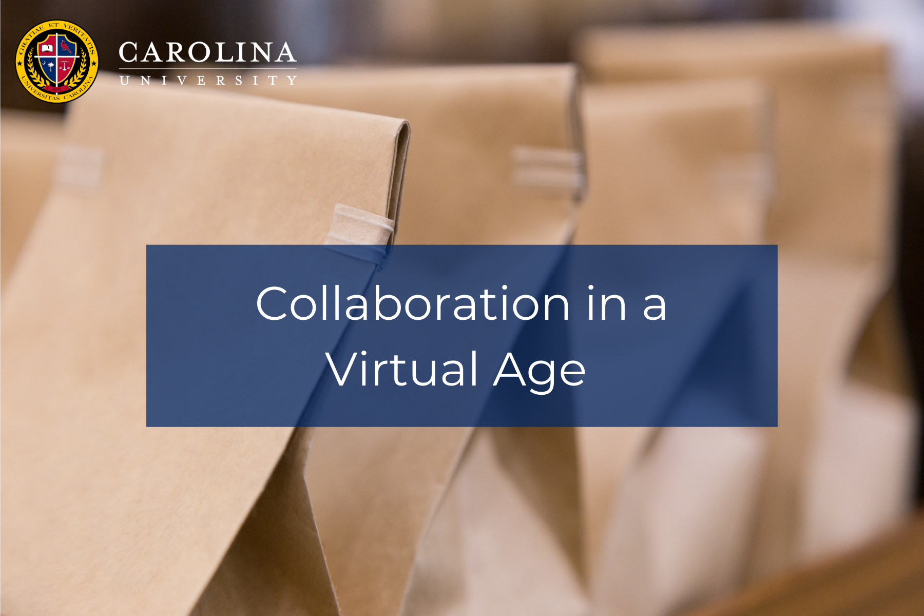 Collaboration in a Virtual Age
