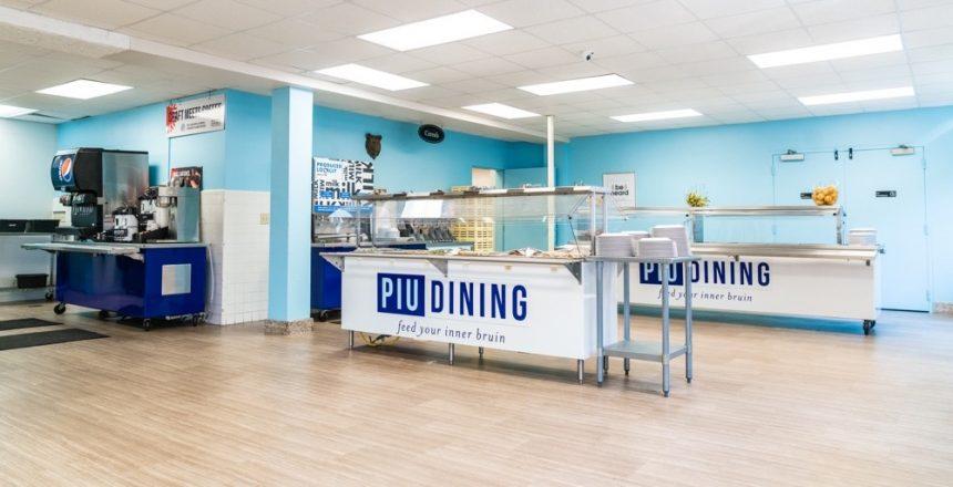 Piedmont International University Dining Hall