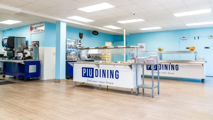 Piedmont International University Dining Hall